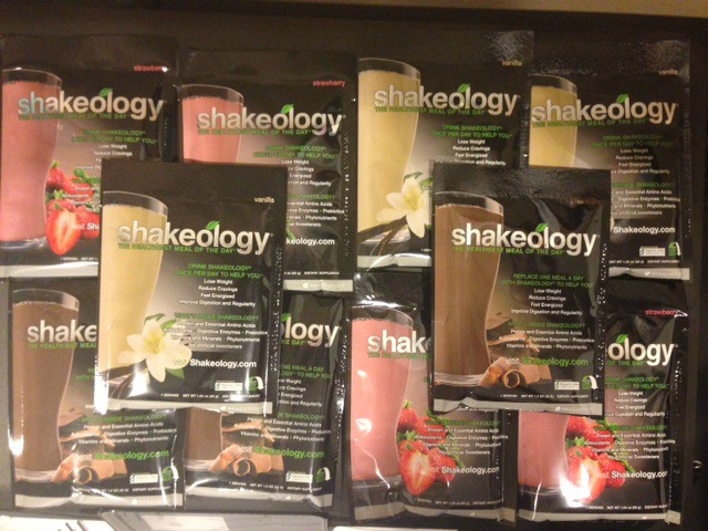 10 Day Shakeology Package