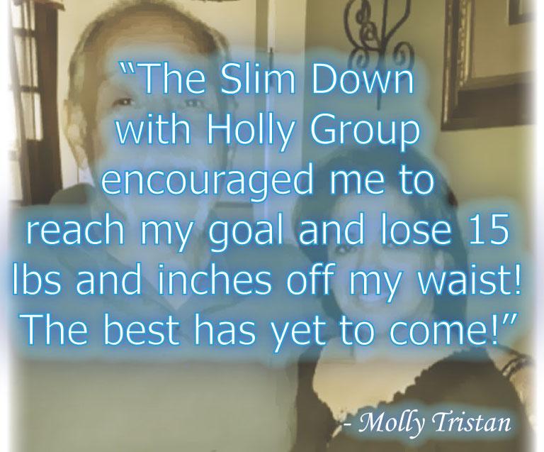 Fitness Testimonial Molly