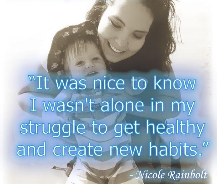 Fitness Testimonial Nicole